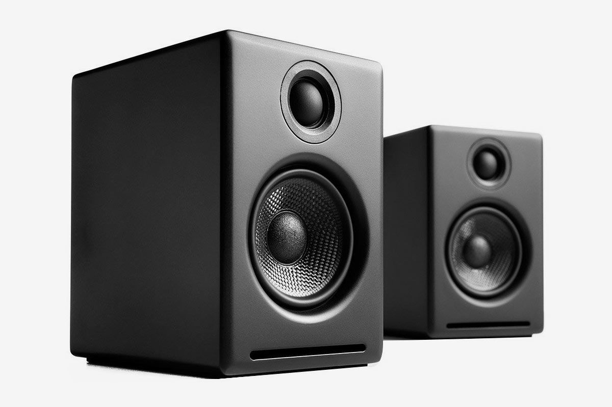 Audioengine A2 Black Pr 2 Way Ed Speaker System