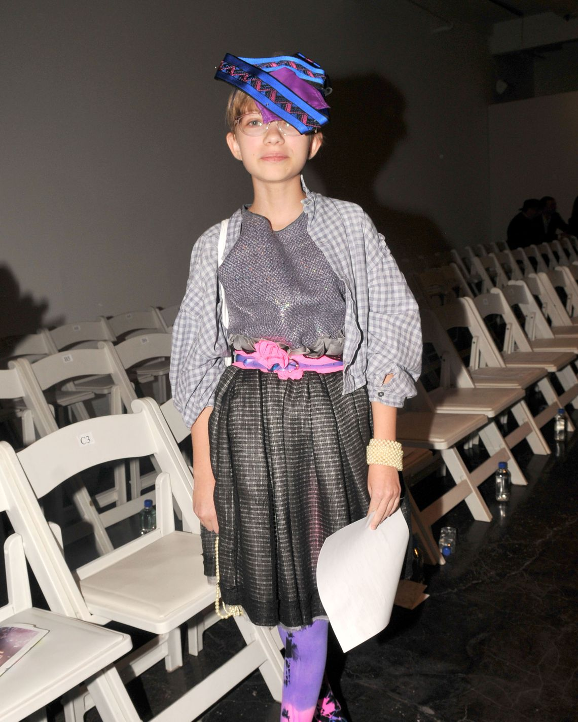 Tavi Gevinson Looks Back On Her First Nyfw