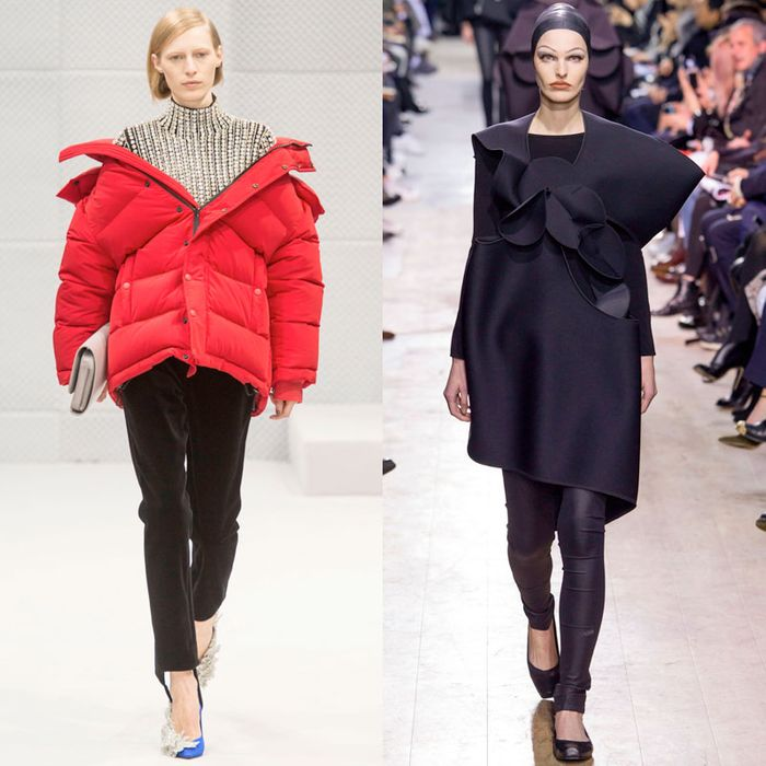 Vetements; Junya Watanabe; Vetements.