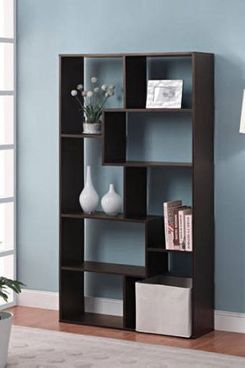 Mainstays Home 8-Shelf Bookcase