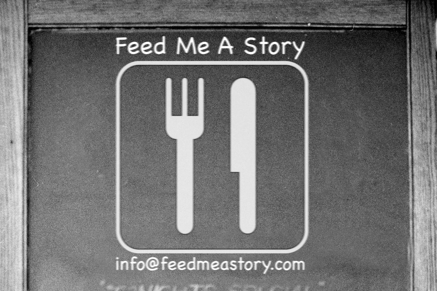Ellis Island food as art as memory exhibit.