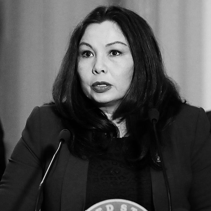 Senator Tammy Duckworth.