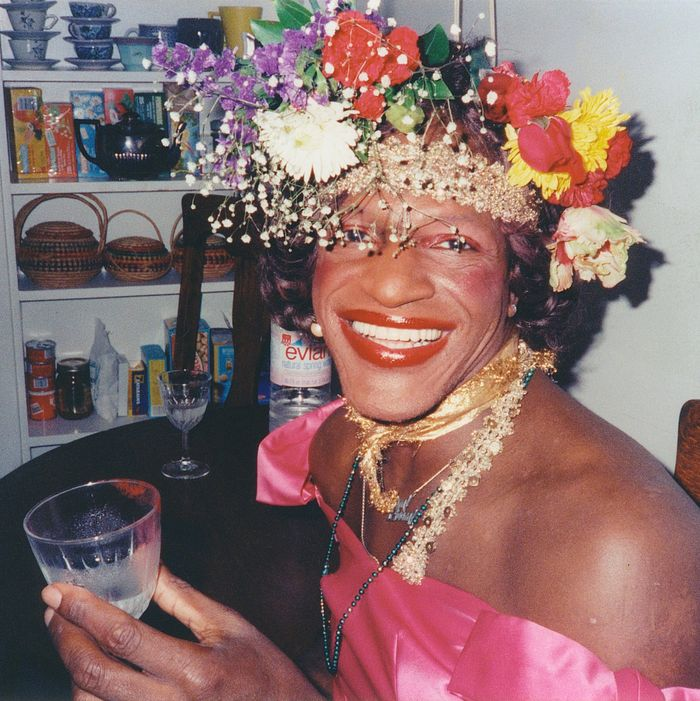 Marsha Johnson.
