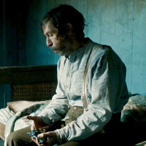Tim Blake Nelson in Old Henry.
