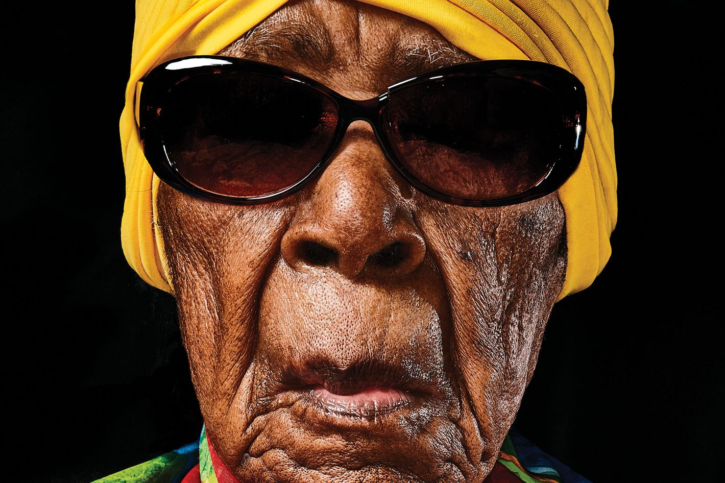 All the troubles of men: 106-year-old woman revealed the secret of longevity