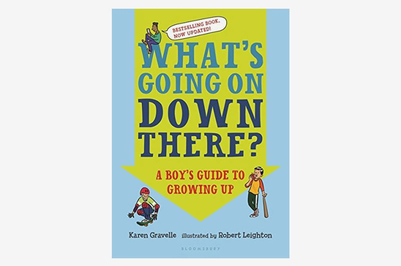 <em>What's Going on Down There?: A Boy's Guide to Growing Up</em>