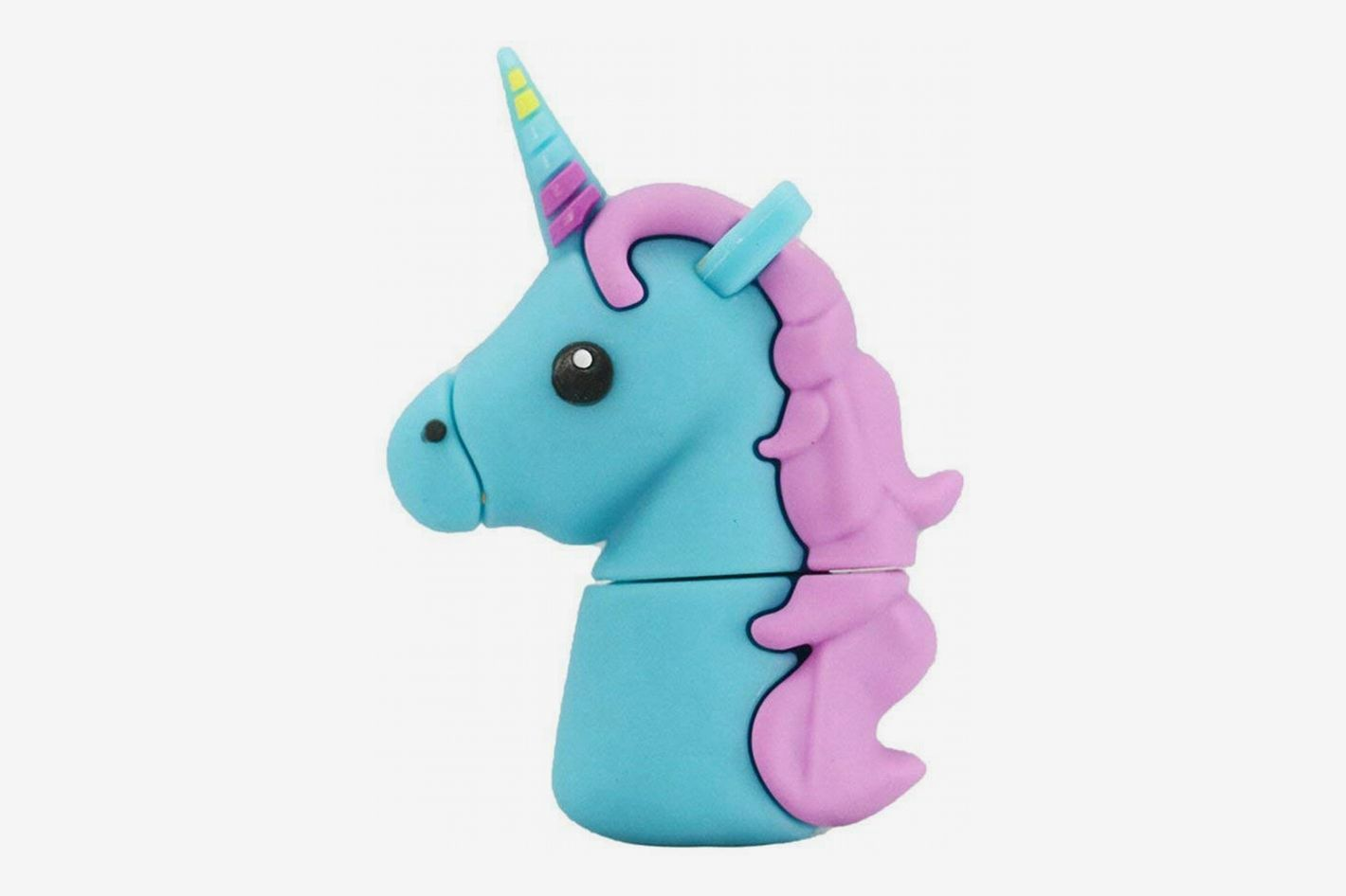Aneew 16GB Blue Unicorn USB Flash Drive