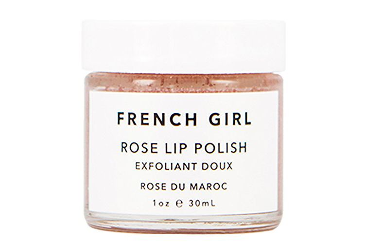 French Girl Organics Vegan Rose Lip Polish