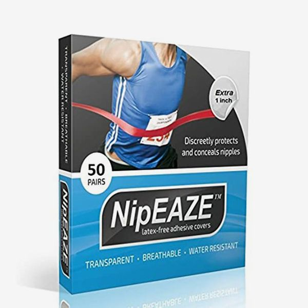 NipEaze Transparent Nipple Cover (50 Pairs)