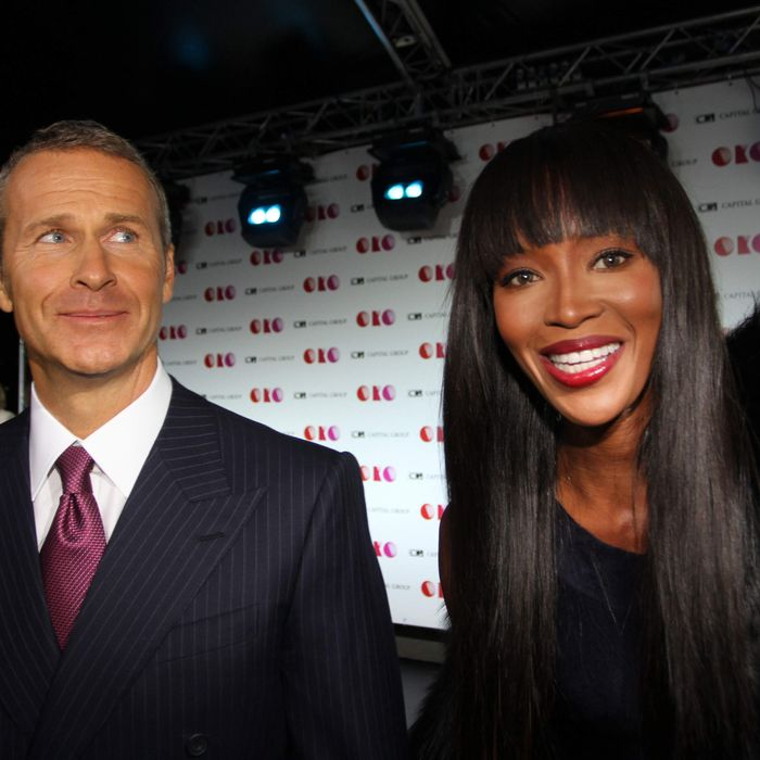 Vladimir and Naomi.