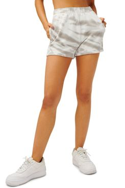 Good American Summer Sweat Shorts (Regular & Plus)