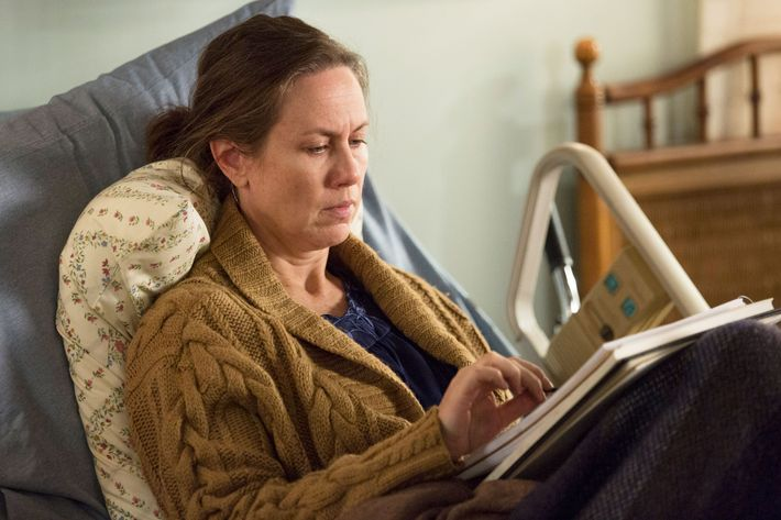 Miriam Shor As Erica On The Americans Photo Eric Liebowitzfxfx Networks