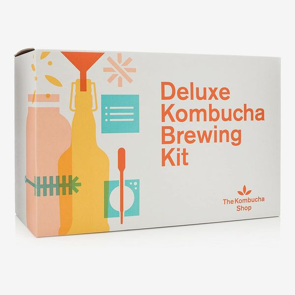 The Kombucha Shop Deluxe Kombucha Brewing Kit