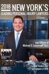 New York's Leading Personal Injury Lawyers 2018