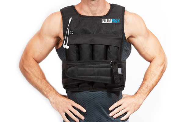 RUNFast Max Pro Weighted Vest
