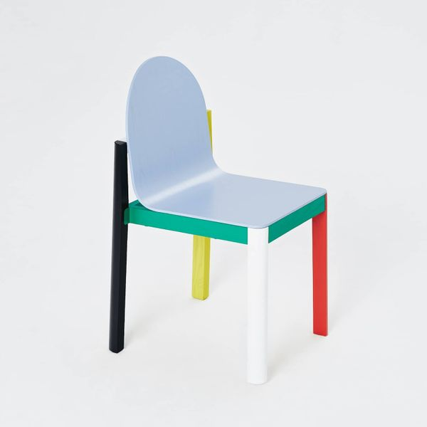 Dusen Dusen × Cleo Chair, by Stine Aas