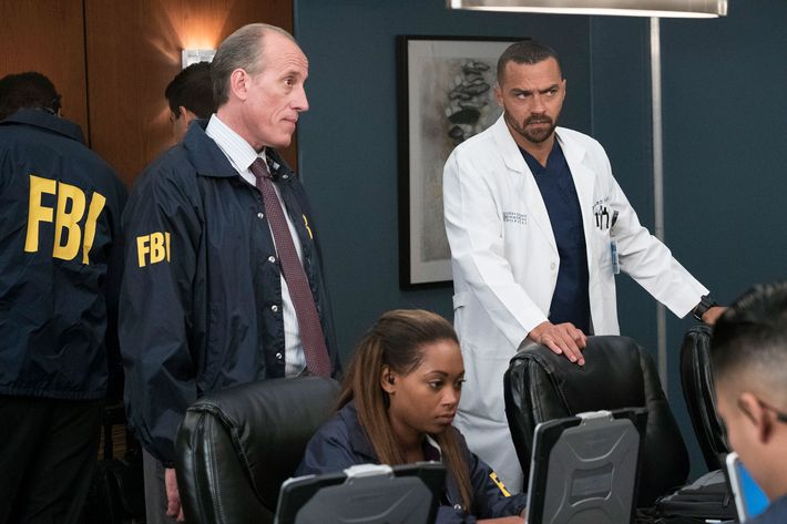 Grey's Anatomy Recap, Season 14 Episode 8: 'Out of Nowhere'