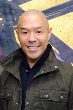 Hoon Lee attends the 2013 New York Comic Con with Nickelodeon's Teenage Mutant Ninja Turtles at the Javits Center on October 11, 2013 in New York City.