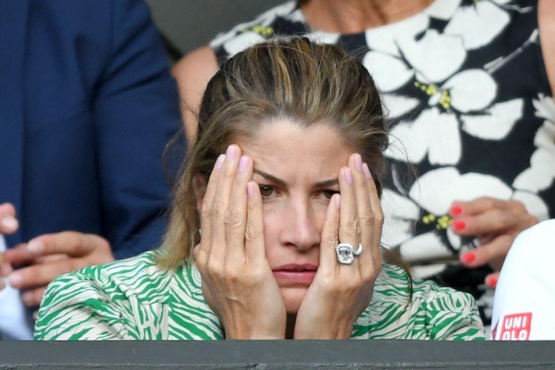 Mirka Federer Pictures