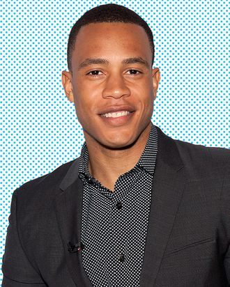 Trai byers dating history