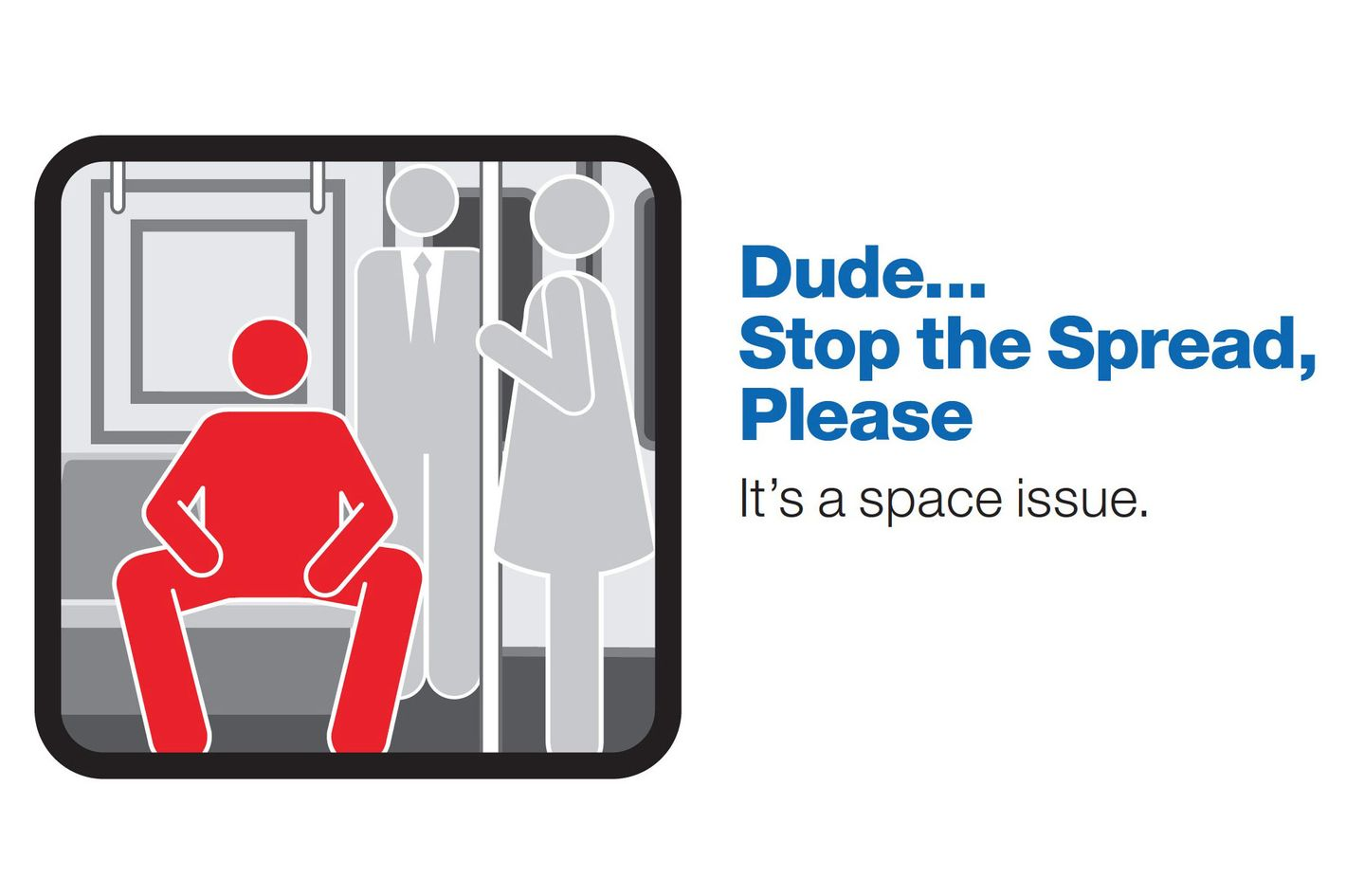 Here are the new mta ads targeting manspreaders subway eaters here are the new mta ads targeting manspreaders subway eaters and more biocorpaavc Gallery