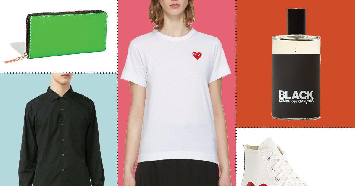 342f7287fc29 Comme des Garçons Shopping Guide