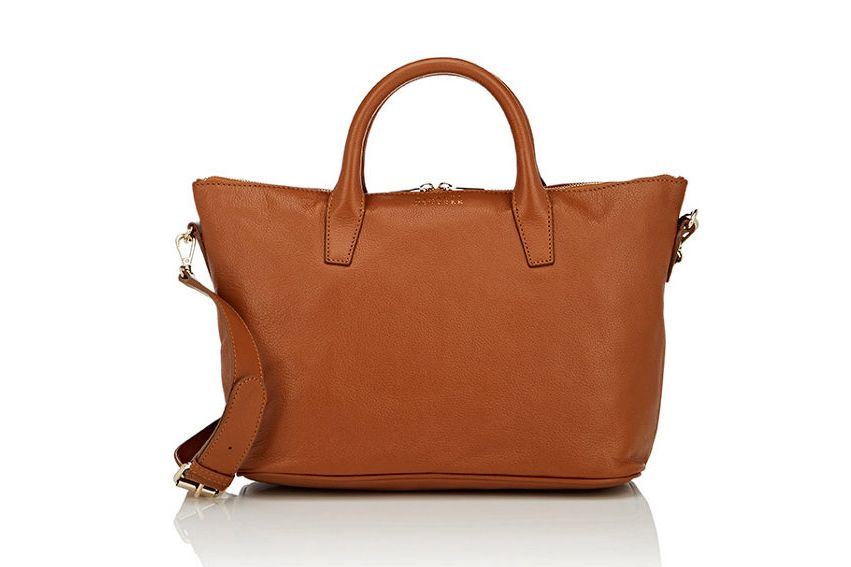 Barneys New York Monica Satchel