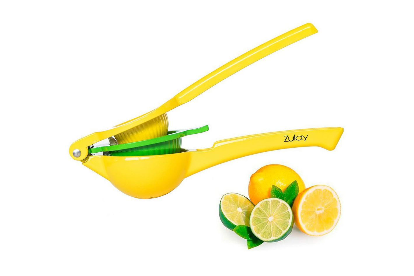 Zulay Premium Quality Metal Lemon Lime Squeezer