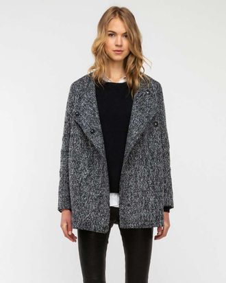 2fe877a5b79 A lightweight wool coat is a perfect solution to that issue and something  that can be brought out for both fall ...