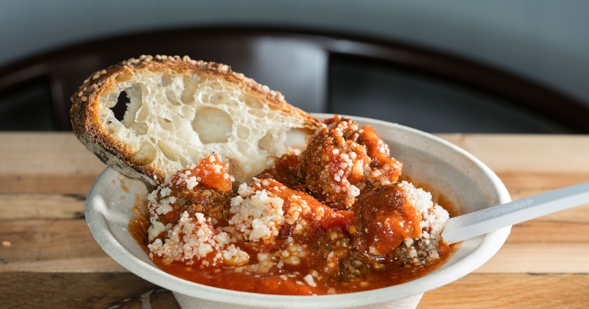 Your New Favorite Meatballs Might Be in New Jersey
