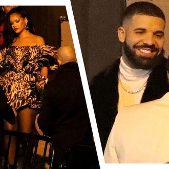 Drake wirklich von rihanna