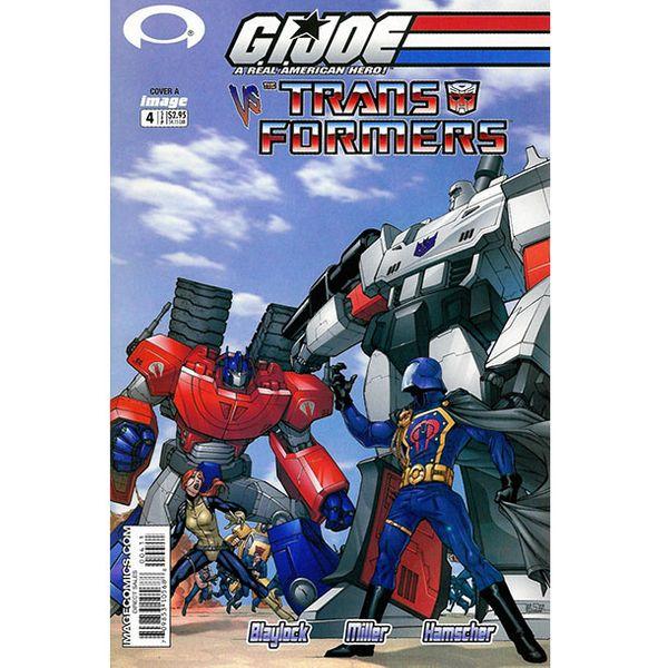 Transformers vs. G.I. Joe (2014–present)