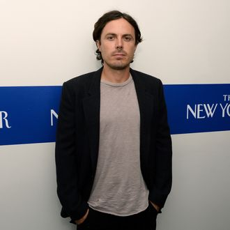 WASHINGTON, DC - MAY 02: Actor Casey Affleck attends the White House Correspondents' Dinner Weekend Pre-Party hosted by The New Yorker's David Remnick at the W Hotel Washington DC on May 2, 2014 in Washington, DC. (Photo by Dimitrios Kambouris/Getty Images for The New Yorker)