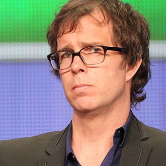 BEVERLY HILLS, CA - AUGUST 01: Judge Ben Folds speaks during 'The Sing-Off' panel during the NBC Universal portion of the 2011 Summer TCA Tour held at the Beverly Hilton Hotel on August 1, 2011 in Beverly Hills, California. (Photo by Frederick M. Brown/Getty Images)