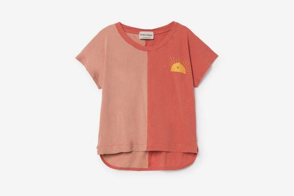Bobo Choses Bicolour Sun T-Shirt