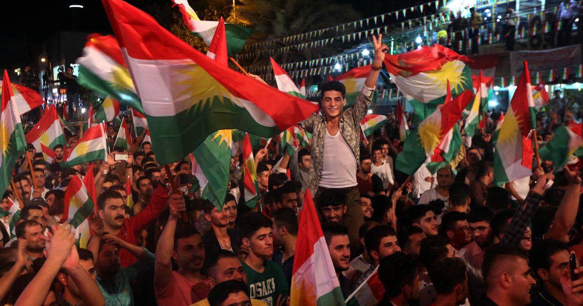 The Kurds' Long Fight for Independence Is Coming to a Head