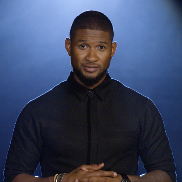 Usher Teaches The Art of Performance