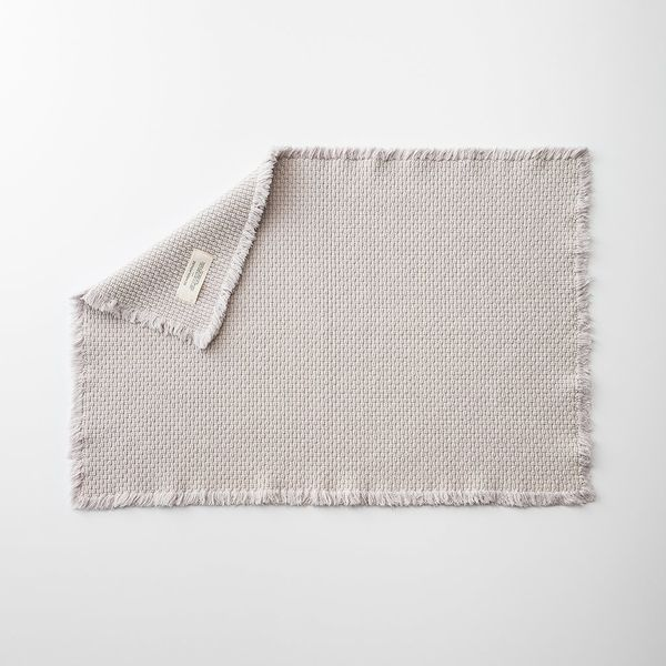 Schoolhouse Fringed Bath Mat