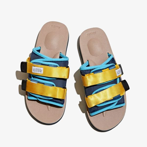 Suicoke Moto-Cab Slide Sandals