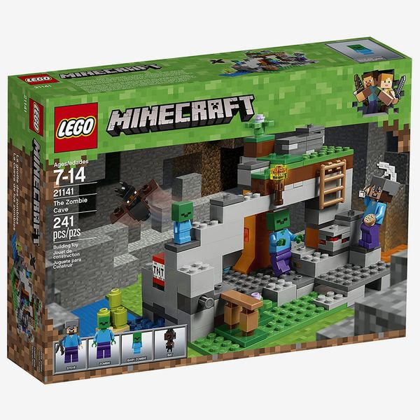 LEGO Minecraft The Zombie Cave, Ages 7+