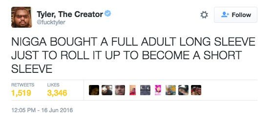 Tyler The Creator fucktyler  Twitter