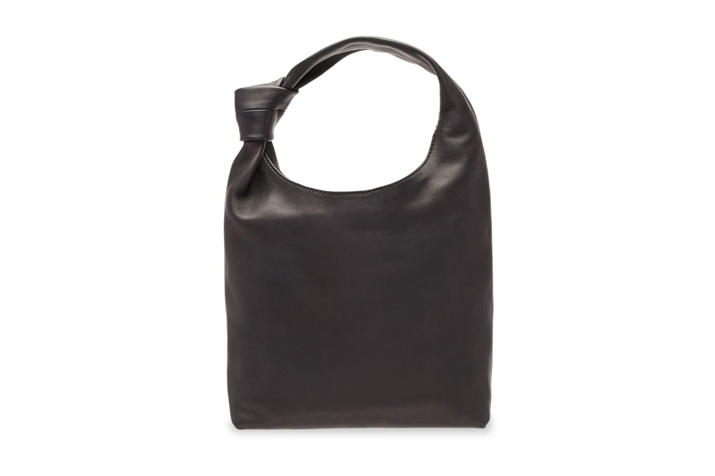 Loeffler Randall Leather Knot Tote