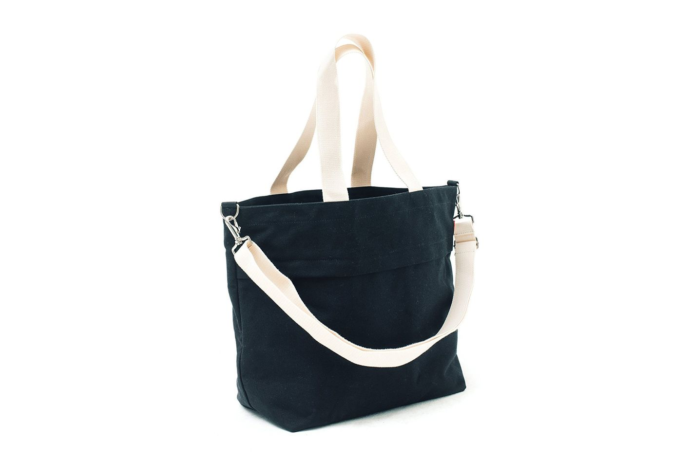 Abbot Fjord Canvas Market Large Travel Bag With Outer Zipper Pocket