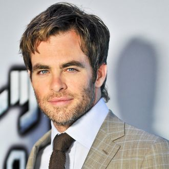 TOKYO, JAPAN - AUGUST 13: Actor Chris Pine attends the