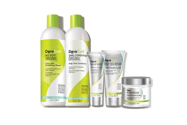 DevaCurl Miracle Workers: The Customized Kit for Curly Hair (5 piece)