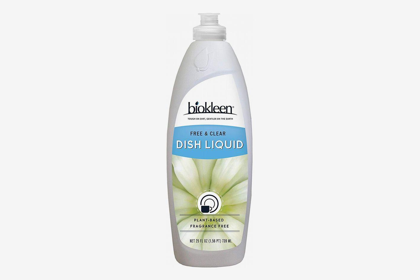 Biokleen Free and Clean Dish Liquid Soap