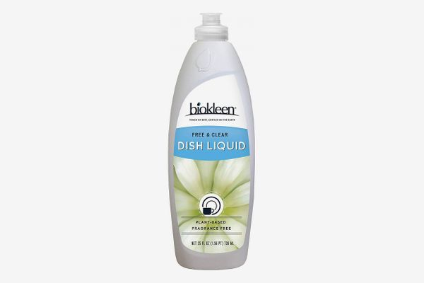 Biokleen Free and Clean Dish Liquid Soap
