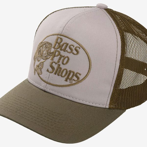 Bass Pro Shops Embroidered Logo Mesh Cap