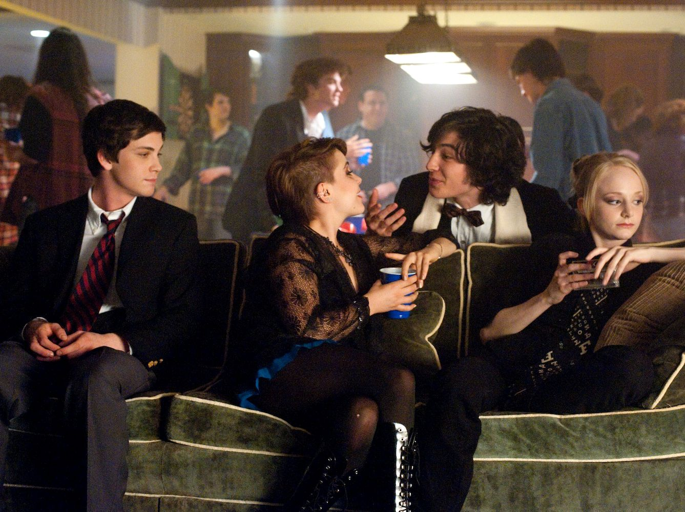 movie review the perks of being a wallflower vulture