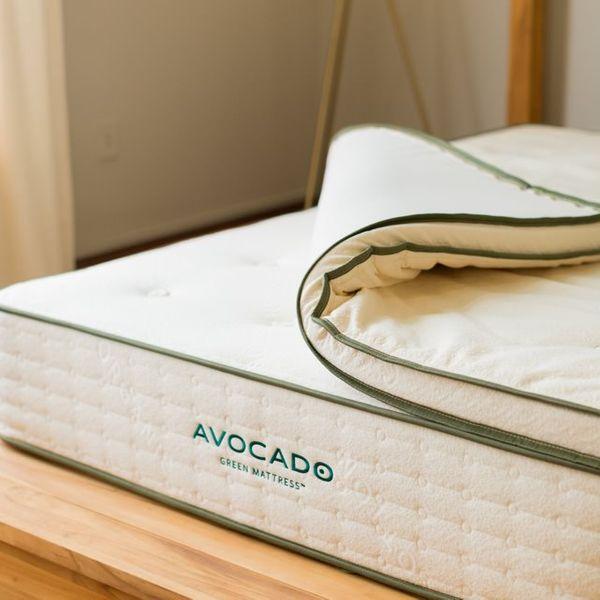 Avocado Organic Latex Mattress Topper